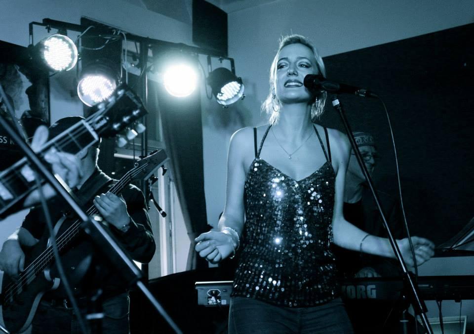 Cosma Sophia Leiner live mit CU@BBQ